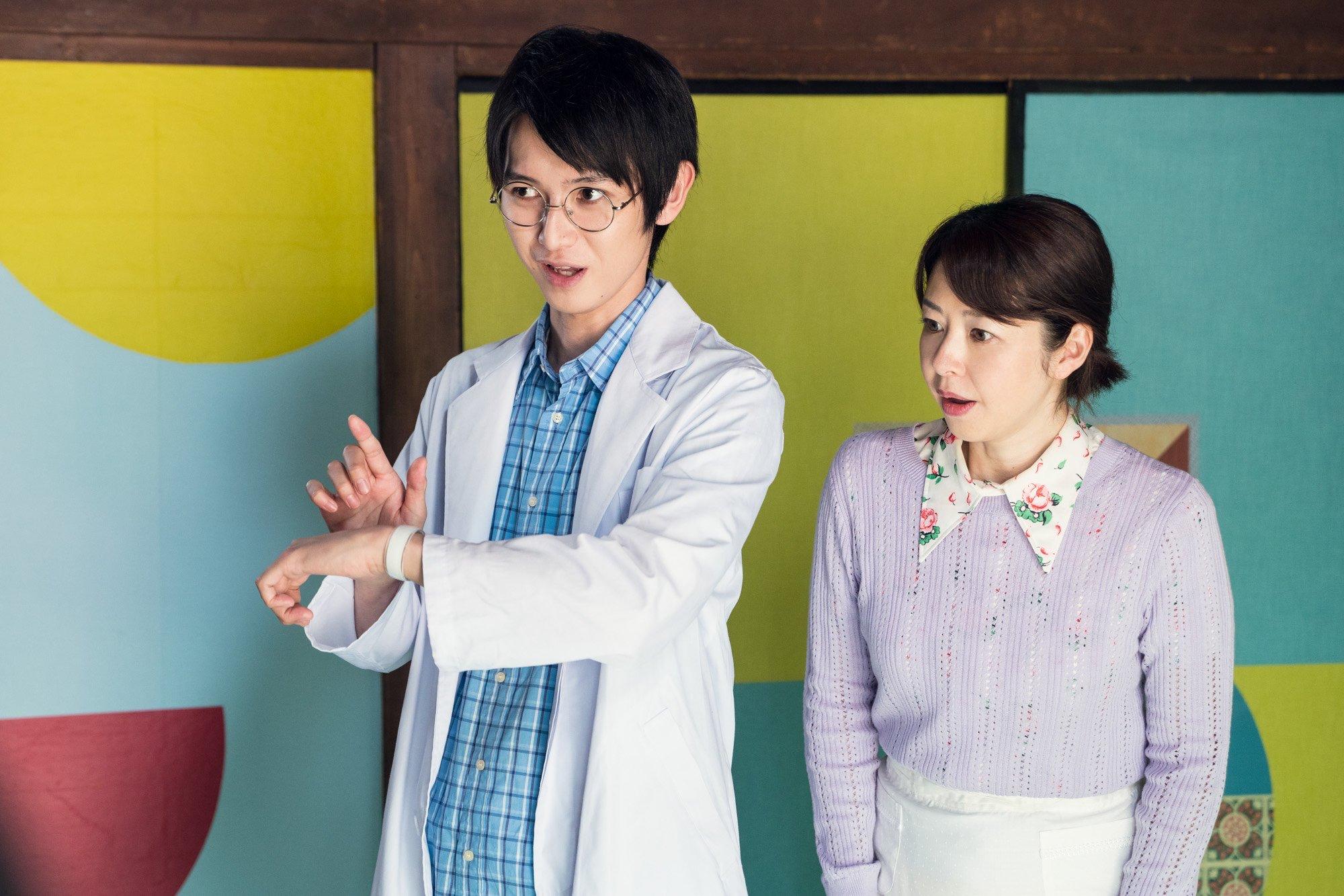 movie, preview, mirai-san