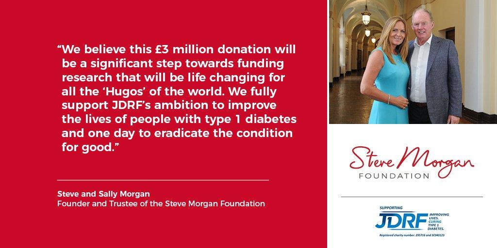 Steve Morgan Foundation on Twitter: