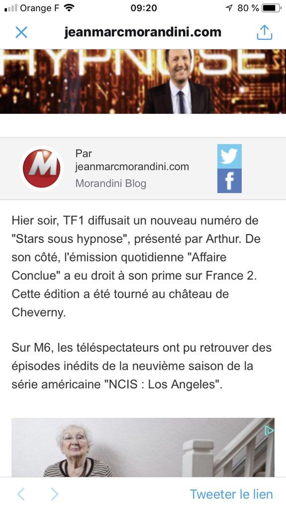 01f13622b12 Jean Marc Morandini on Twitter
