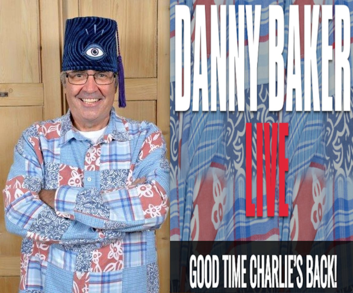 BIRMINGHAM tomorrow night! DORKING on Tuesday! dannybakerlive.com