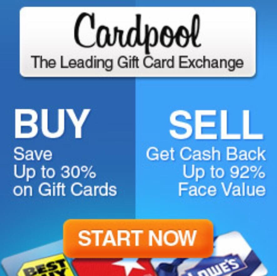 Cardpool – The Leading Gift Card Exchange
