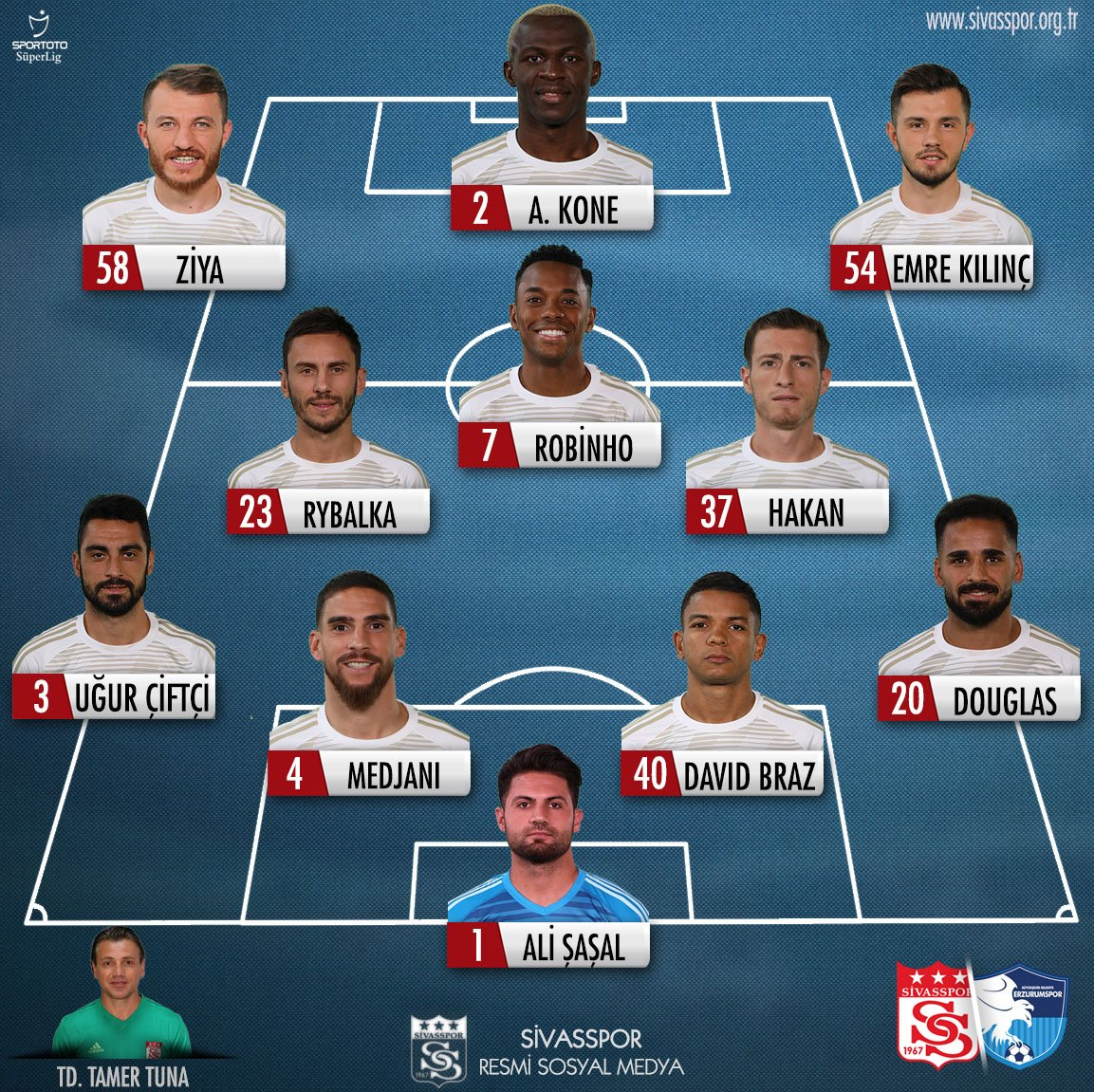 XI Sivasspor