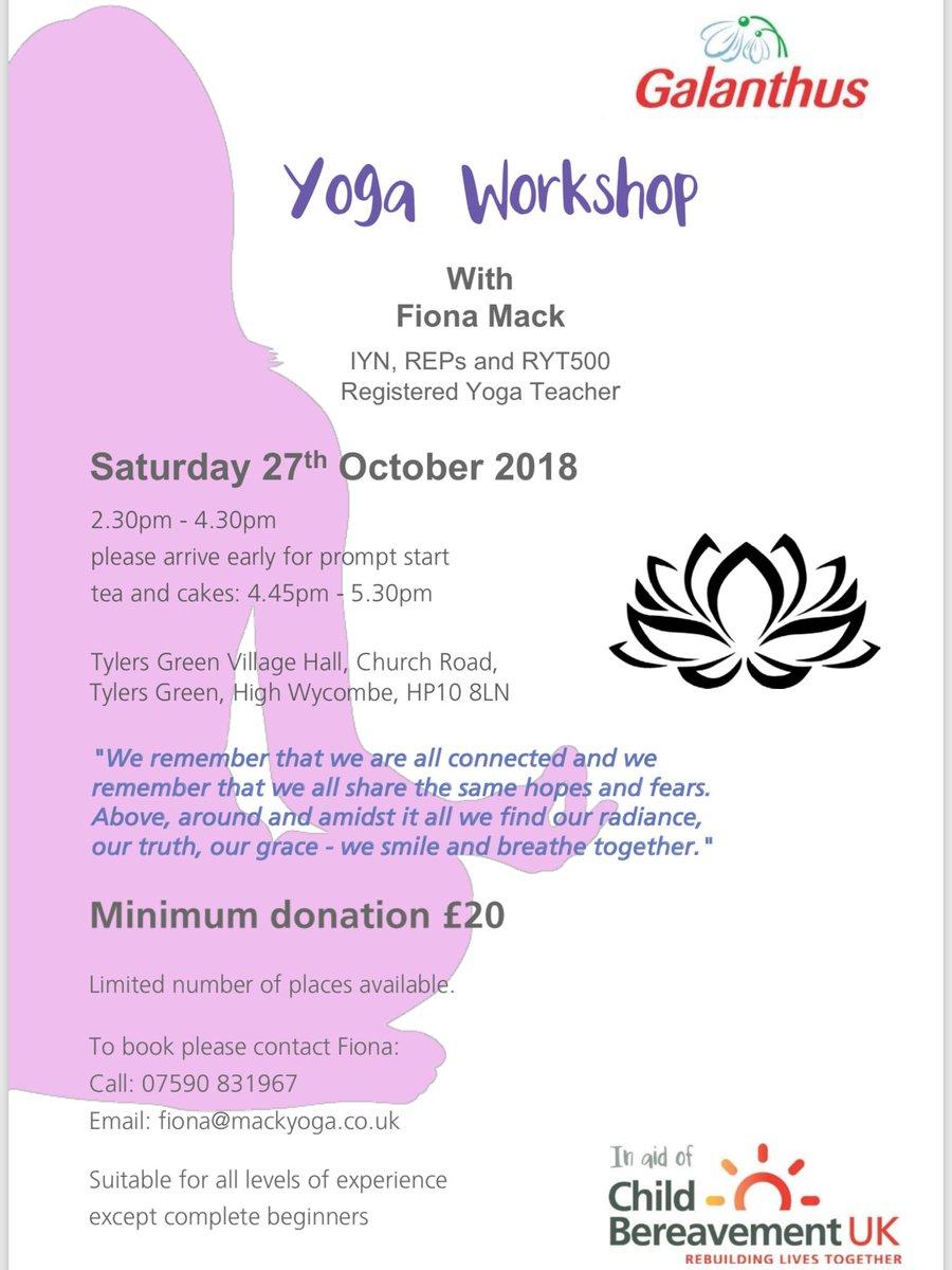 yoga high wycombe