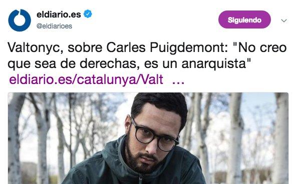 """Encontronazo en Twitter entre Valtonyc y Pablo Echenique: """"Es patético"""" DnN9oGcXoAAP2H7?format=jpg&name=small"""