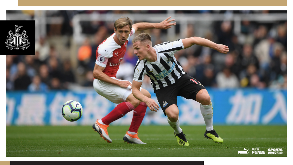 🎥 You can watch highlights of yesterdays @premierleague game against @Arsenal on NUFC TV. Watch for free: nufc.co.uk/nufc-tv/highli… #NUFC