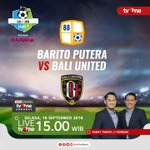 Bali United Twitter Photo