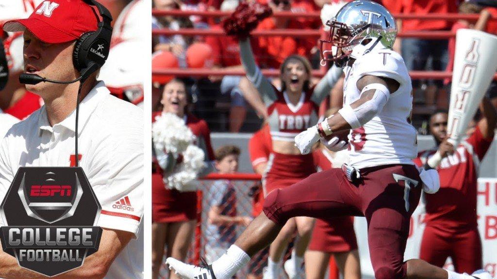 Avn News Feed On Twitter College Football Highlights Nebraska
