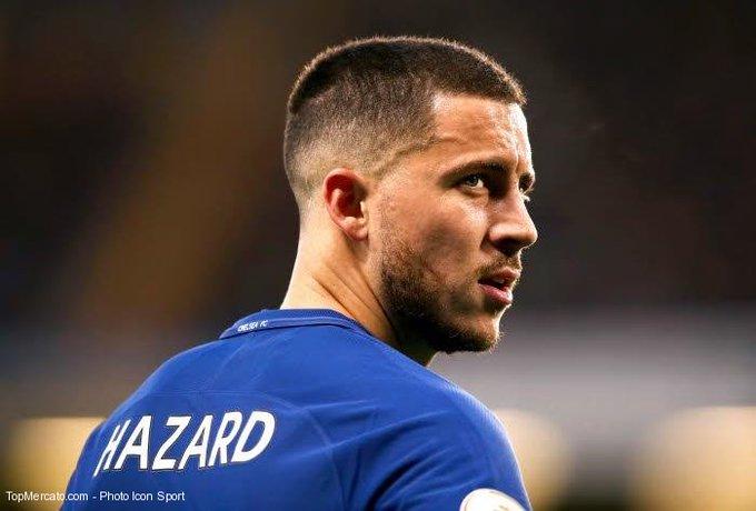 ⚽ #Chelsea : Hazard encense Giroud Photo