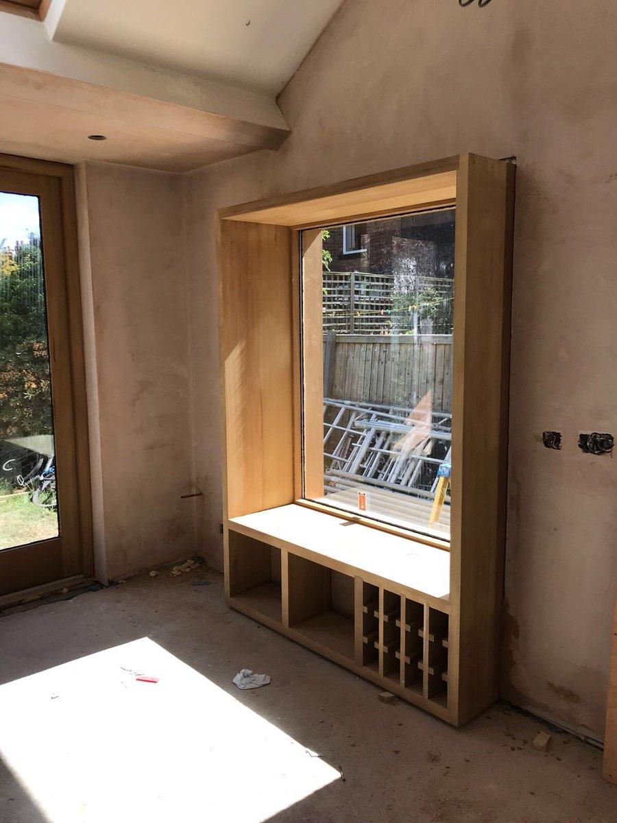Terrific H S Joinery Ltd On Twitter Iroko Double Glazed Window Theyellowbook Wood Chair Design Ideas Theyellowbookinfo