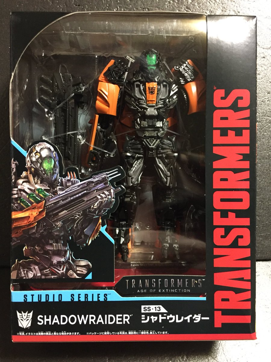 Takara Tomy Transformers Studio Séries SS-13 Shadowraider Figurine Japon