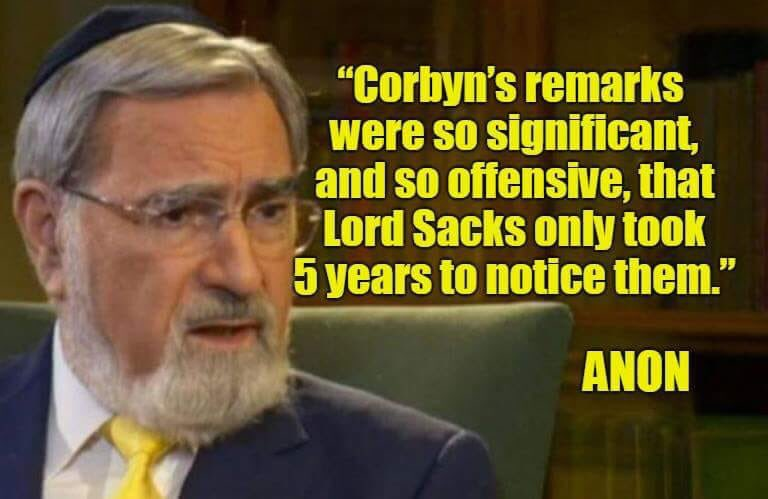 "I wonder what Lord Sacks would make of Michael Goves refusal to criticise Viktor Orbans ""vivid antisemitism"" ... #Marr"
