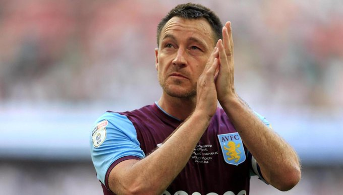 John Terry eyed for stunning opportunity Photo