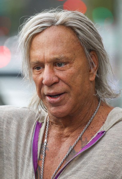 Happy Birthday dear Mickey Rourke!
