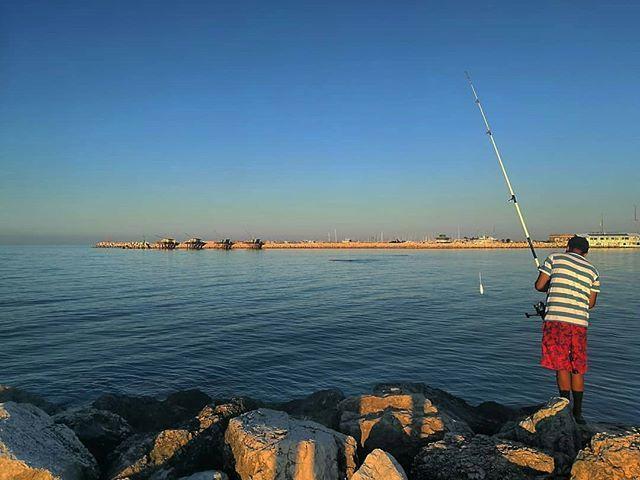Buona Domenica.. @mar_got___ ...#fano #destinazionefano #marche #italy #italia  #travel #traveling #italyiloveyou #italianstyle #italygram #italytrip #sun #sole #love #mare #sea #spiaggia #beach #instatravel #amazing #beautiful #travelingram https://ift.tt/2xkyT9z  - Ukustom