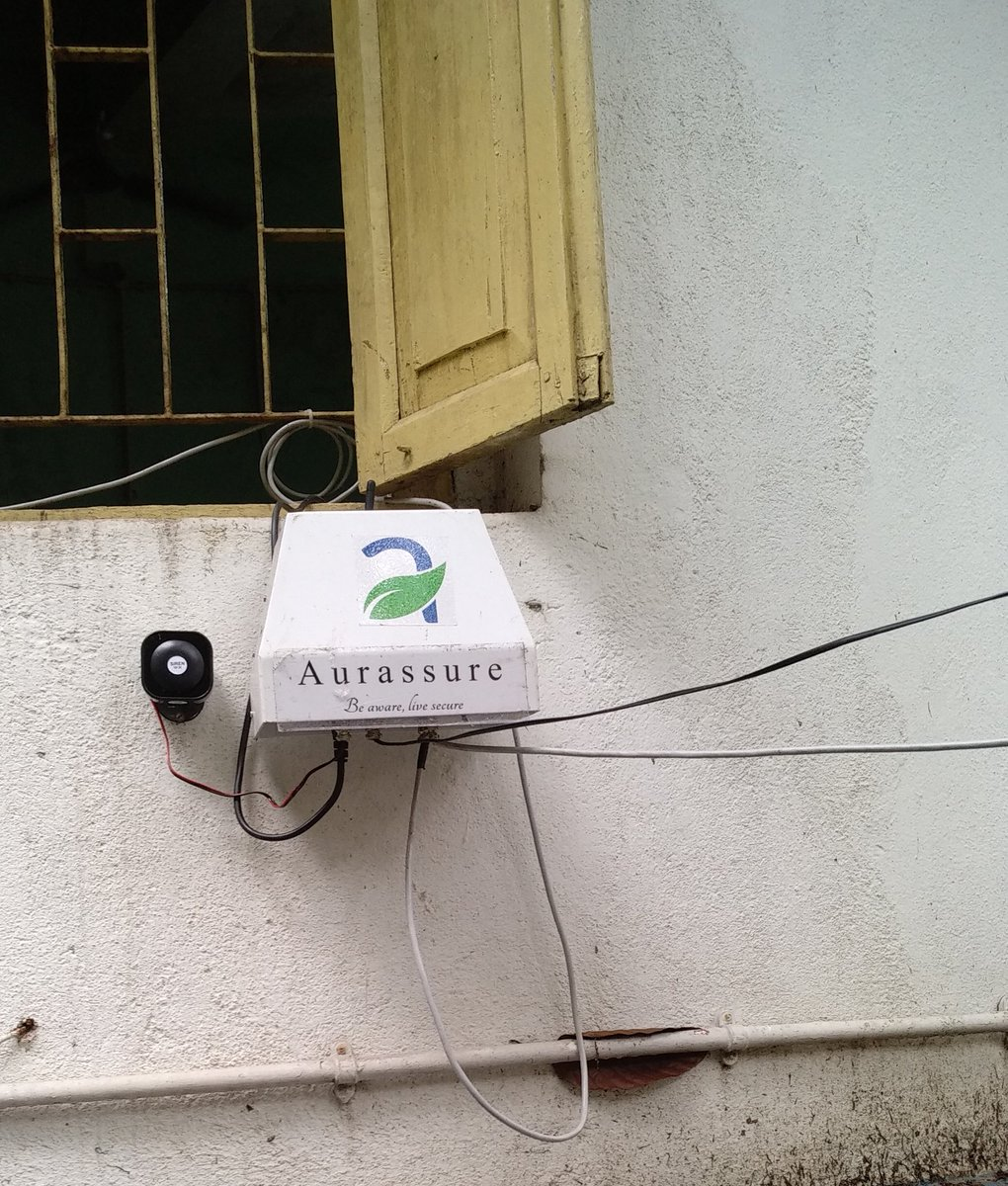 Thread By Jikkuvarghese As Kerala Is Recovering From The House Wiring Job In Kolkata Here Are Ultrasonic Sensors Fixed At Various Points Of City Single Sensor Costs Around Rs25000 All Iot Based And Non Contact To Water 6 N