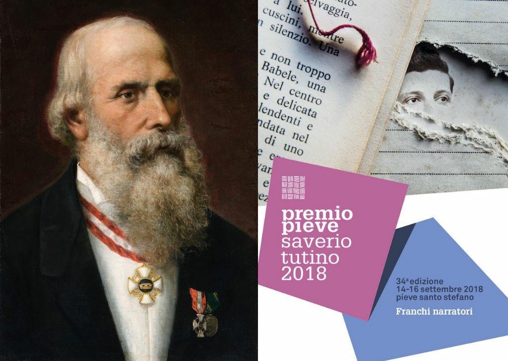 """Il vincitore del 34' Premio Pieve Saverio Tutino è Luca Pellegrini con la #memoria """"Il mare insegna""""#premiopieve  - Ukustom"""