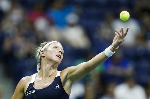 WTA Québec – Pauline Parmentier décroche le trophée Photo