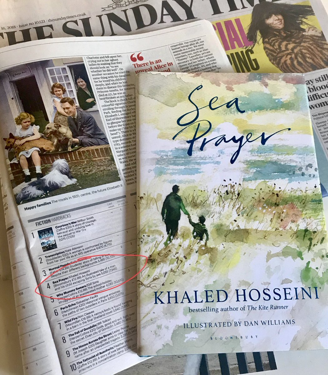 Khaled HosseiniVerified account