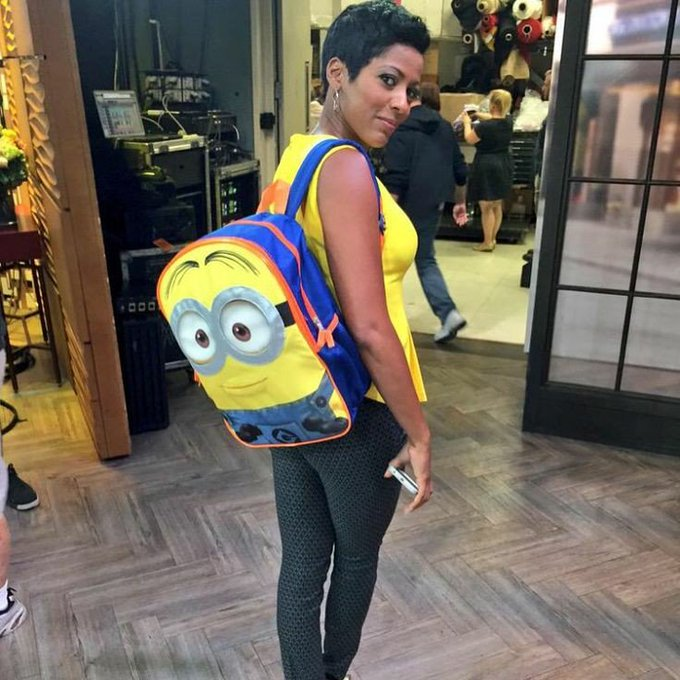Happy Birthday to the enchanting Tamron Hall, born September 16th, 1970, in Luling, Texas.