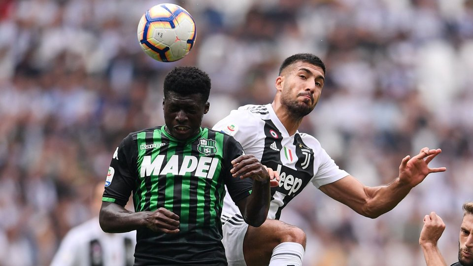 HT: Juventus 0-0 Sassuolo - https://t.co/A6fUrhmWSi #MatchdayGoal #JuveSassuolo https://t.co/CSNZ6ORijA