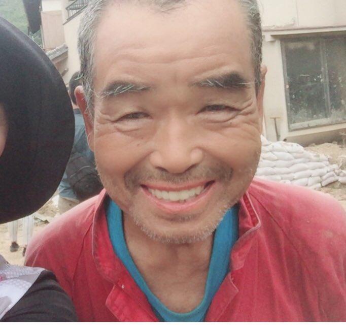 尾畑 スーパー 春夫 ボランティア