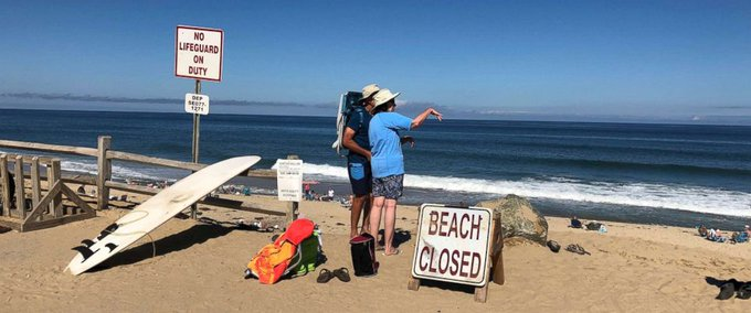 Man dies after shark attack on Cape Cod: Police: Photo