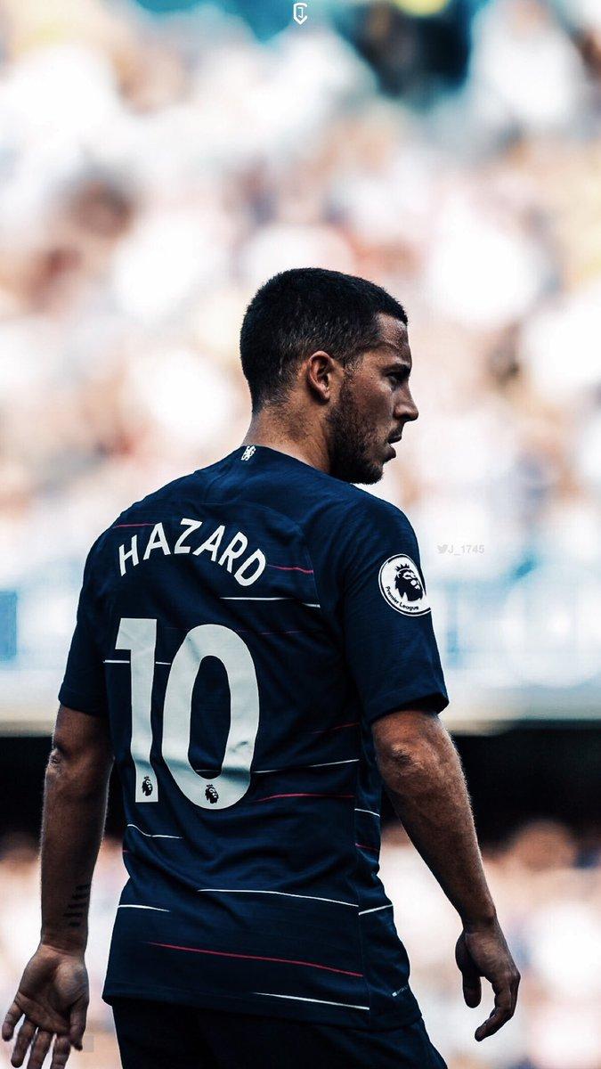 Jdesign On Twitter Chelsea Eden Hazard Wallpaper