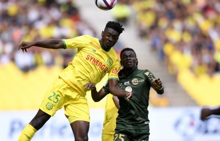 Mixed feelings for @FCNantes and @StadeDeReims 😕🇫🇷⚽️ #Ligue1Conforama #FCNSDR Photo