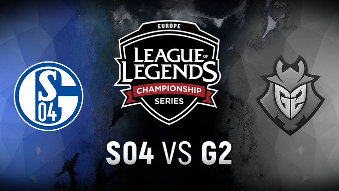 Game 1 of the 2018 #EULCS Regional Qualifier between @S04Esports and @G2esports is now in champ select! #RoadToWorlds 📺 Foto