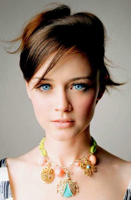 Alexis Bledel September 16 Sending Very Happy Birthday Wishes! All the Best!