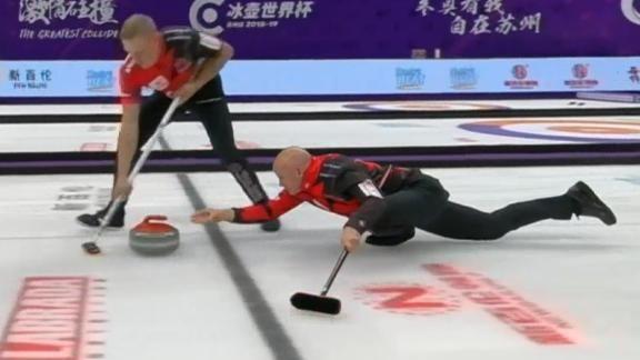 Em partida apertada, Canadá vence Noruega por 6 a 5 e conquista Copa do Mundo de Curling https://t.co/ILJwi4n7Ly