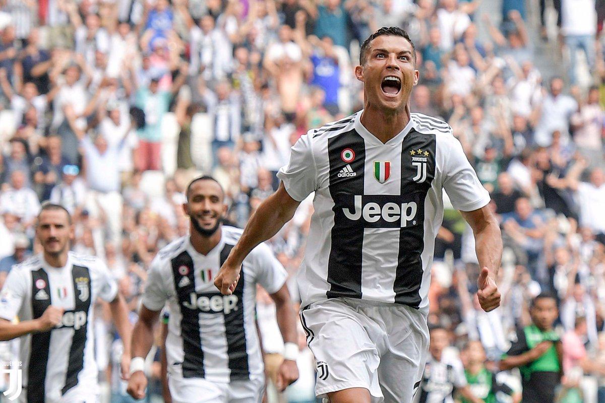 Tổng hợp vòng 4 Serie A: Lịch sử gọi tên Ronaldo