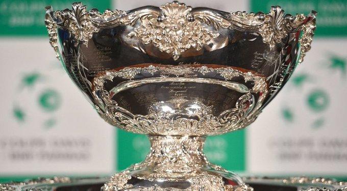 #Tennis - #CoupeDavis : la Croatie se qualifie pour la finale et affrontera les Bleus en France fin novembre  Photo