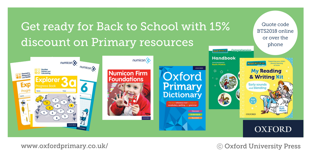 Oxford Primary on Twitter: