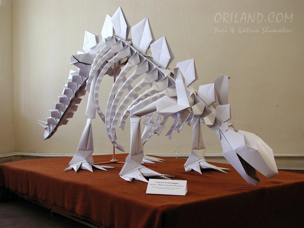 Katrin Ray Shumakov Katrinrayart Twitter Origami Dinosaur Diagrams Skeletons Collection Http Orilandcom Store Collections Mainphp Happy Folding