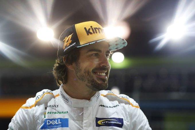 Alonso kończy wyścig na okrążeniu lidera Photo