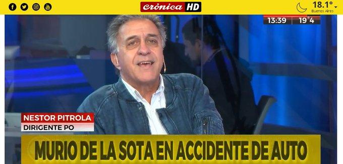 En Crónica TV @nestorpitrola reflexiona sobre el rol del peronismo y los intereses sociales con los que se vinculó y sostuvo el PJ en Córdoba, los votos del delasotismo y el macrismo en la provincia. Lo ves acá: Foto