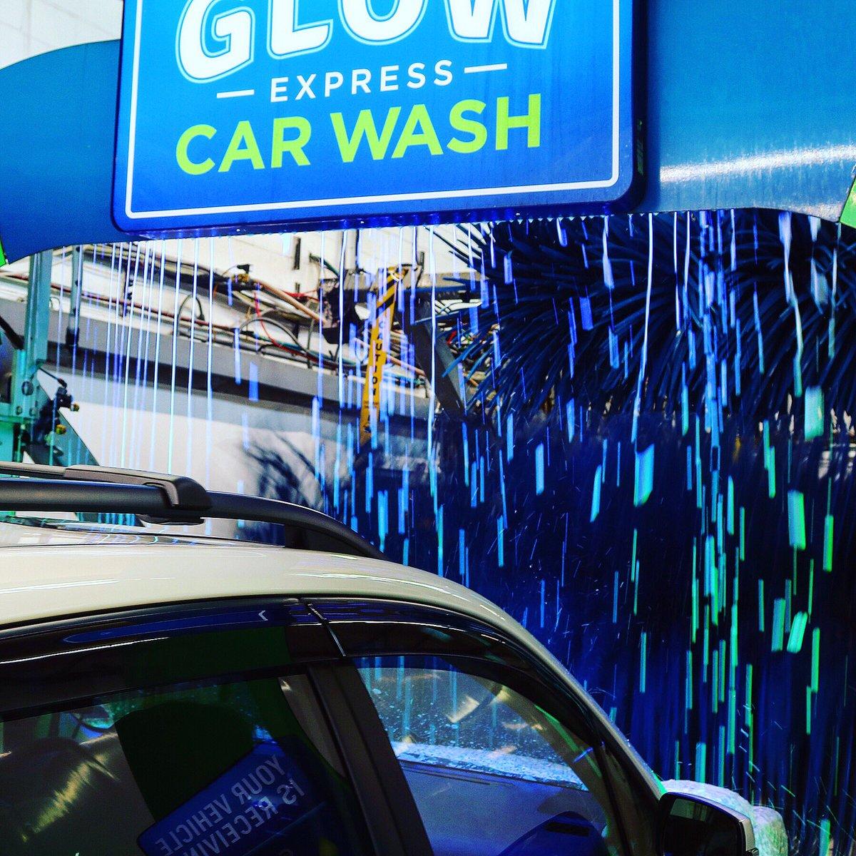 Glow Car Wash on Twitter: