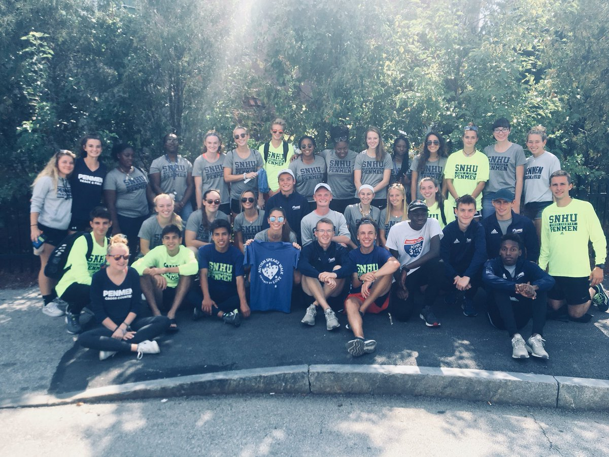 Snhu Xc Track On Twitter At Snhu Men Xc And Women Xctrack Field