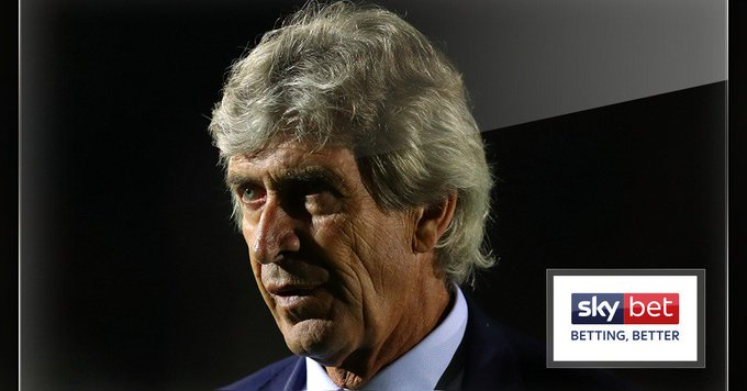 First win of the campaign. Happy Birthday Manuel Pellegrini.