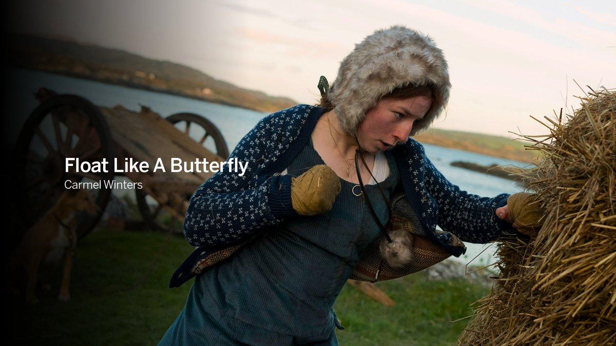 #TIFF18 @FIPRESCI Prize for the Discovery Programme: Carmel Winters' FLOAT LIKE A BUTTERFLY  https://t.co/bUrGUMzuYu