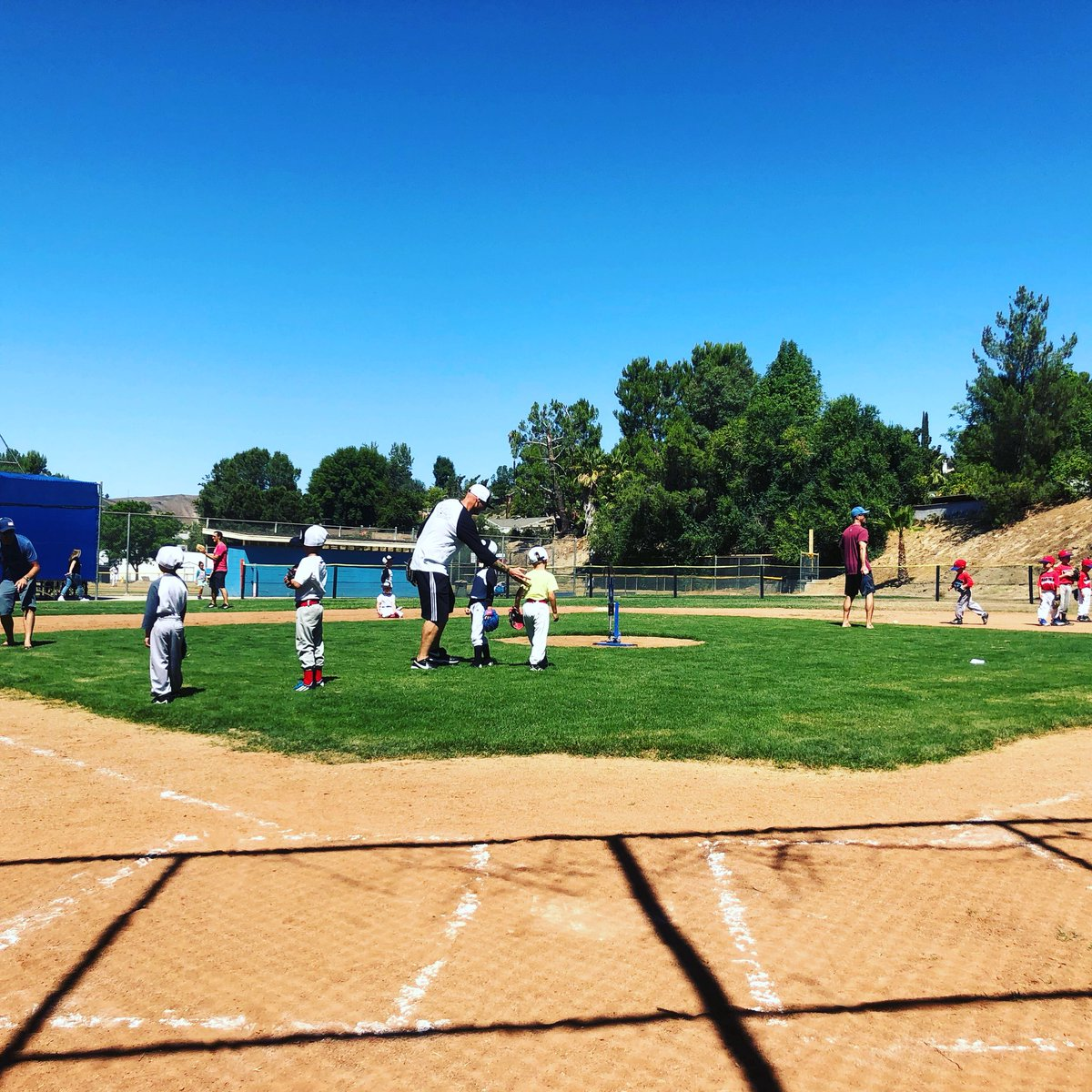 Agoura Pony Baseball On Twitter Our New Shetland Field Is Open