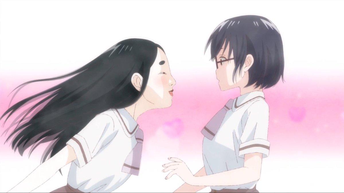 """小庵(秋) Twitter પર: """"『あそびあそばせ』第10話、視聴完了。 過去 ..."""