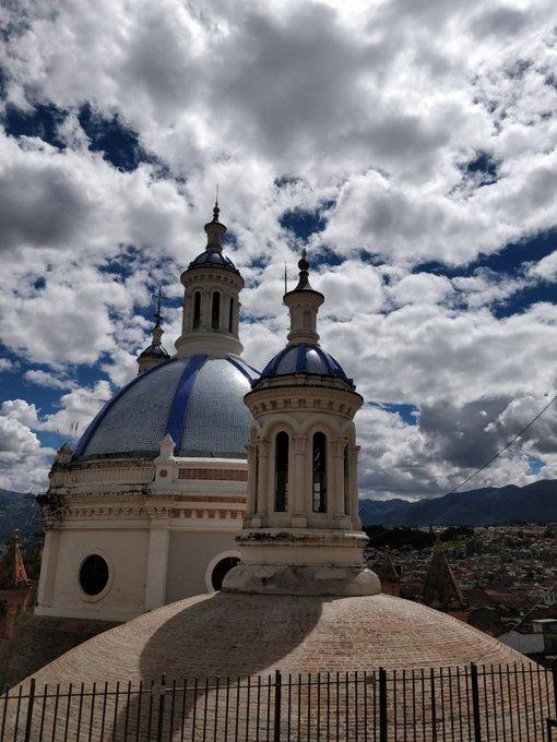 Hace algunos meses decidí viajar a #Cuenca el clima, la gente, la gastronomía y los recuerdos de ese fin de semana son únicos. #EstaVaPorVosCuenca Photo