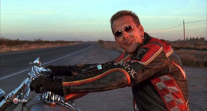Happy Birthday to Mickey Rourke! Remember him in this film?