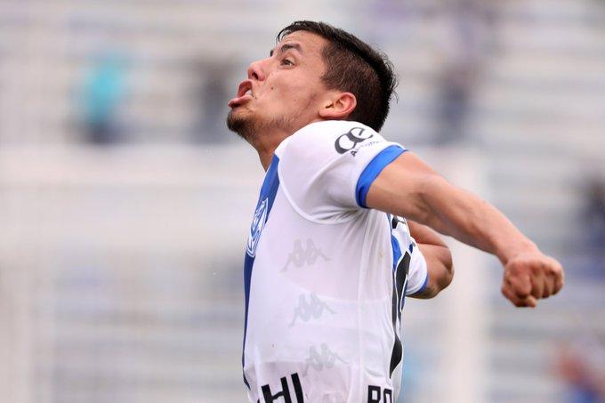 ¡Terminó el partido! En el Amalfitani, Vélez le ganó 1 a 0 a San Martín (T) por 1 a 0 con gol de Robertone los 39' del primer tiempo, por la quinta fecha de la #Superliga. Foto