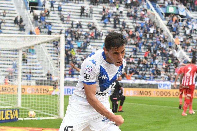 Final en el Amalfitani. GANÓ #VELEZ 1 a 0 a San Martín (TUC) con gol de Lucas Robertone. Foto gentileza Prensa @Vélez Foto