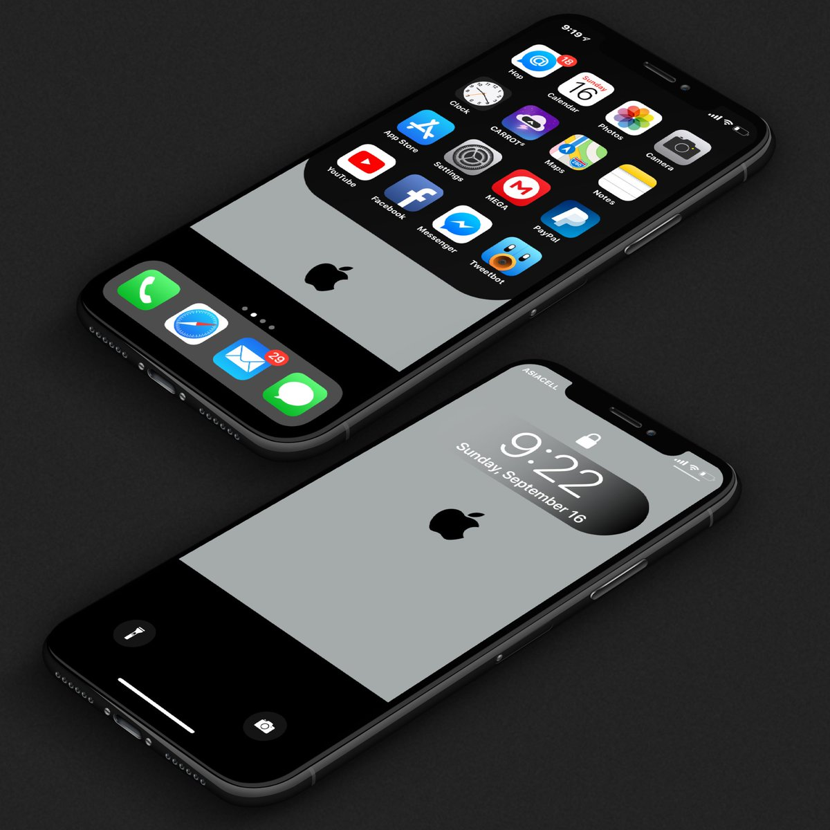 ˇ ˇ On Twitter Old Iphone Color Available Now In Mega