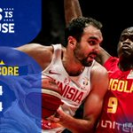 Tunisia remain unbeaten after Window 4 of the #FIBAWC African Qualifiers! 🇹🇳 👏 #ThisIsMyHouse📊 https://t.co/4oACTC7xjb