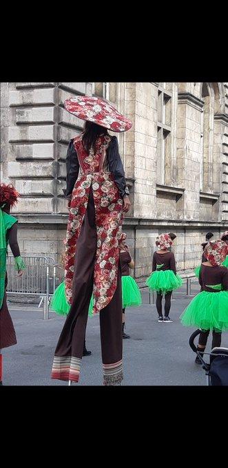#biennaledeladanse #Lyon Bravo à tous. Coup de cœur pour le projet Elikya. Photo